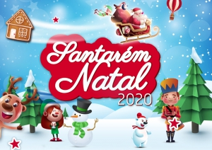 O brilho do Natal regressa a Santarém
